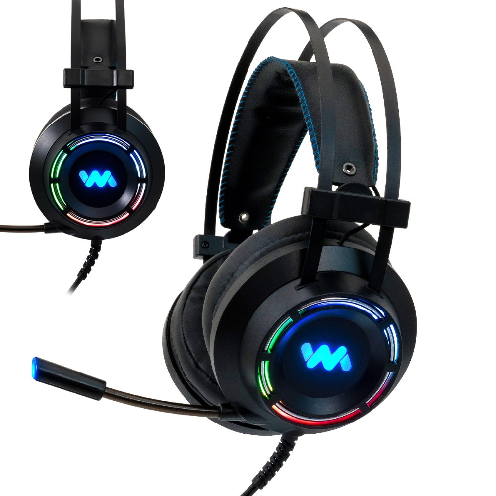 Professzionális Gaming Headset 7.1 Surround Gamermaster